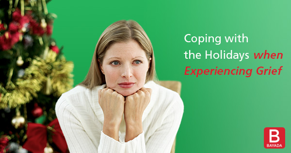 Coping With the Holidays When Experiencing Grief