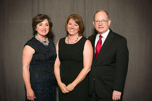 Amber Lehman, Ann and Mark Baiada