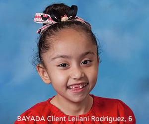 BAYADA Client Leilani Rodriguez