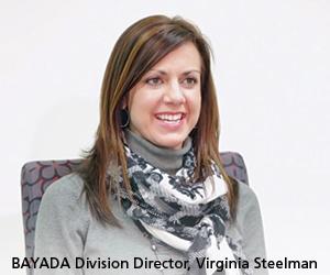 BAYADA Division Director, Virginia Steelman