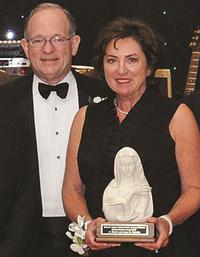 Mark and Ann Baiada receive Humanitarian Award