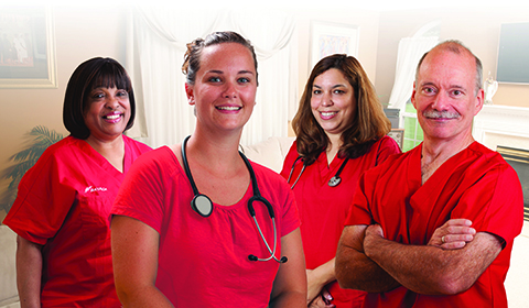 Five Reasons to Become a Home Health Care Nurse