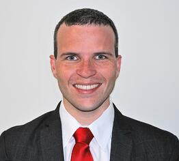Kyle Simon, BAYADA Government Affairs Associate Director for Florida