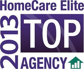 2013 HomeCare Elite Top Agency