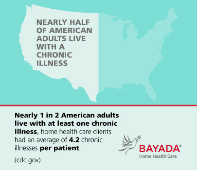 Home Health Care Can Help with Multiple Chronic Conditions