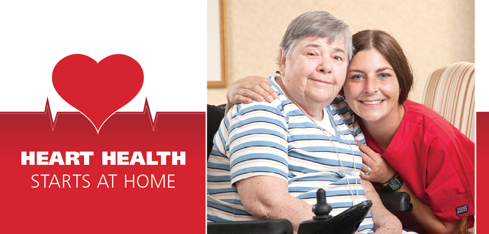 Home Health Care Helps People Manage Heart Conditions