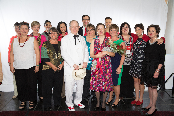 BAYADA CEO Mark Baiada Stands with Hospice Nurse Hero of the Year