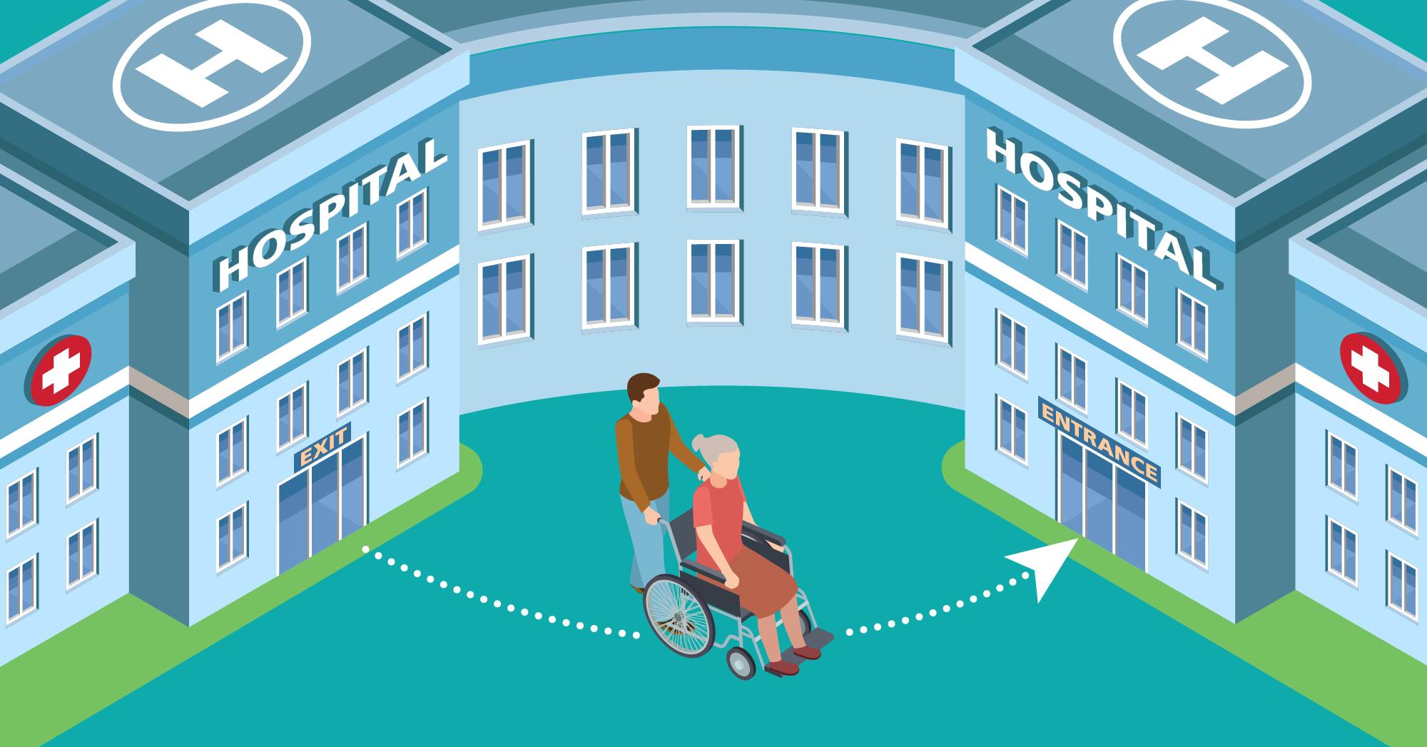 Reducing hospital readmission via home care