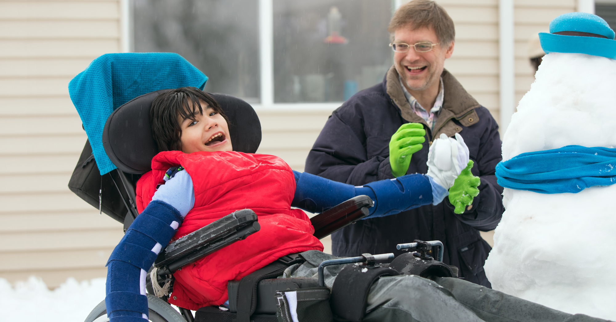 Winter Safety for Children with Special Needs