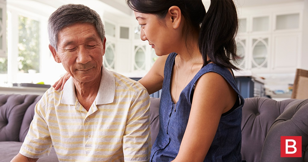 Balancing a Caregiver into Your Parent's Life