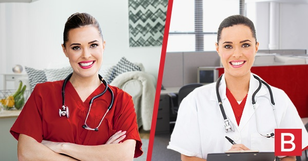 The Difference Between Field Nurses and Nurse Managers?