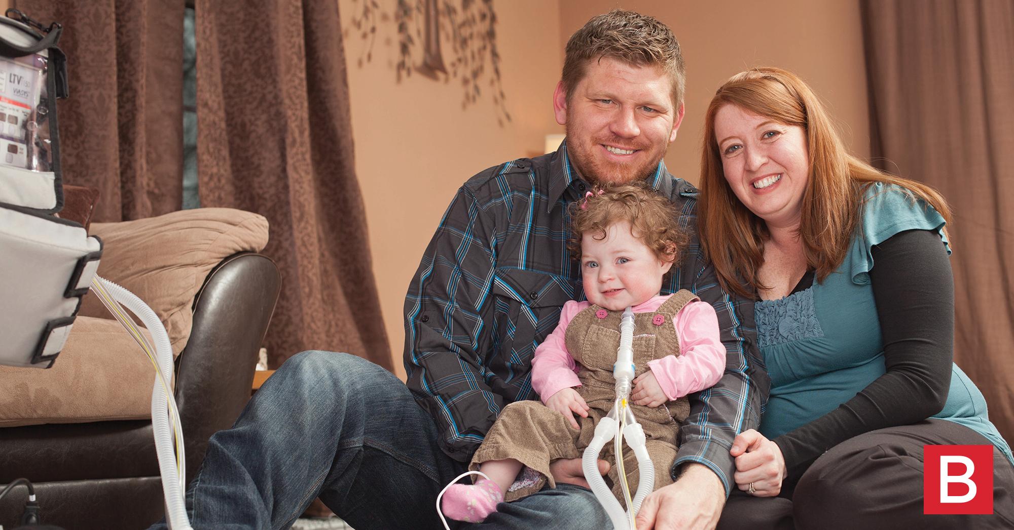 Pediatric Home Health Care Keeps Families Together