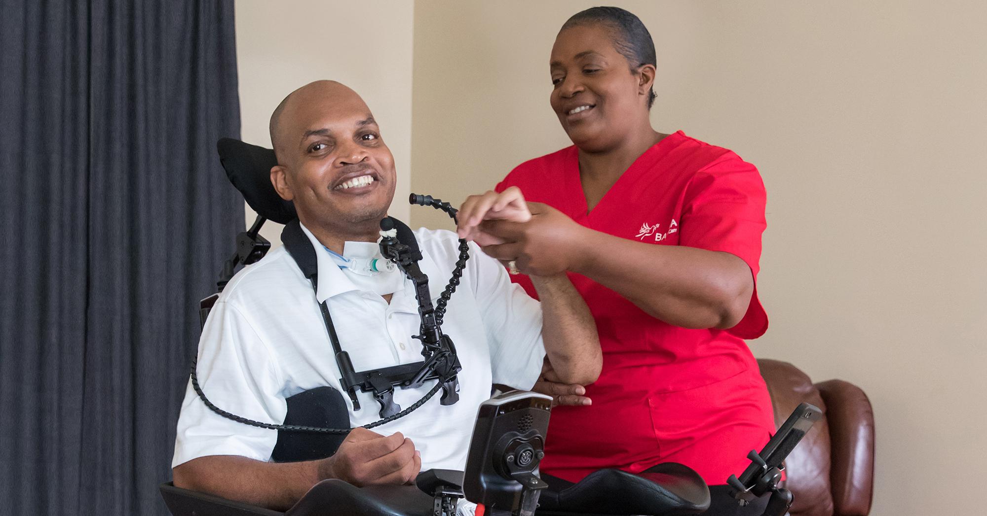 Rebuilding Life-Spinal Cord Injury