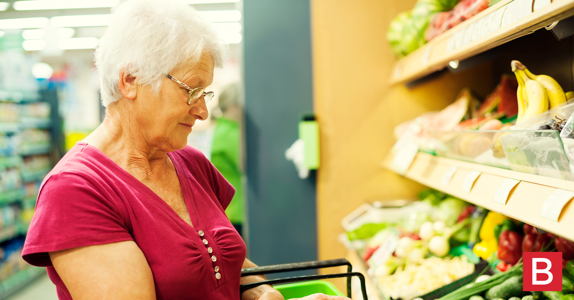 Senior Nutrition: Why Our Diets Should Change as We Age