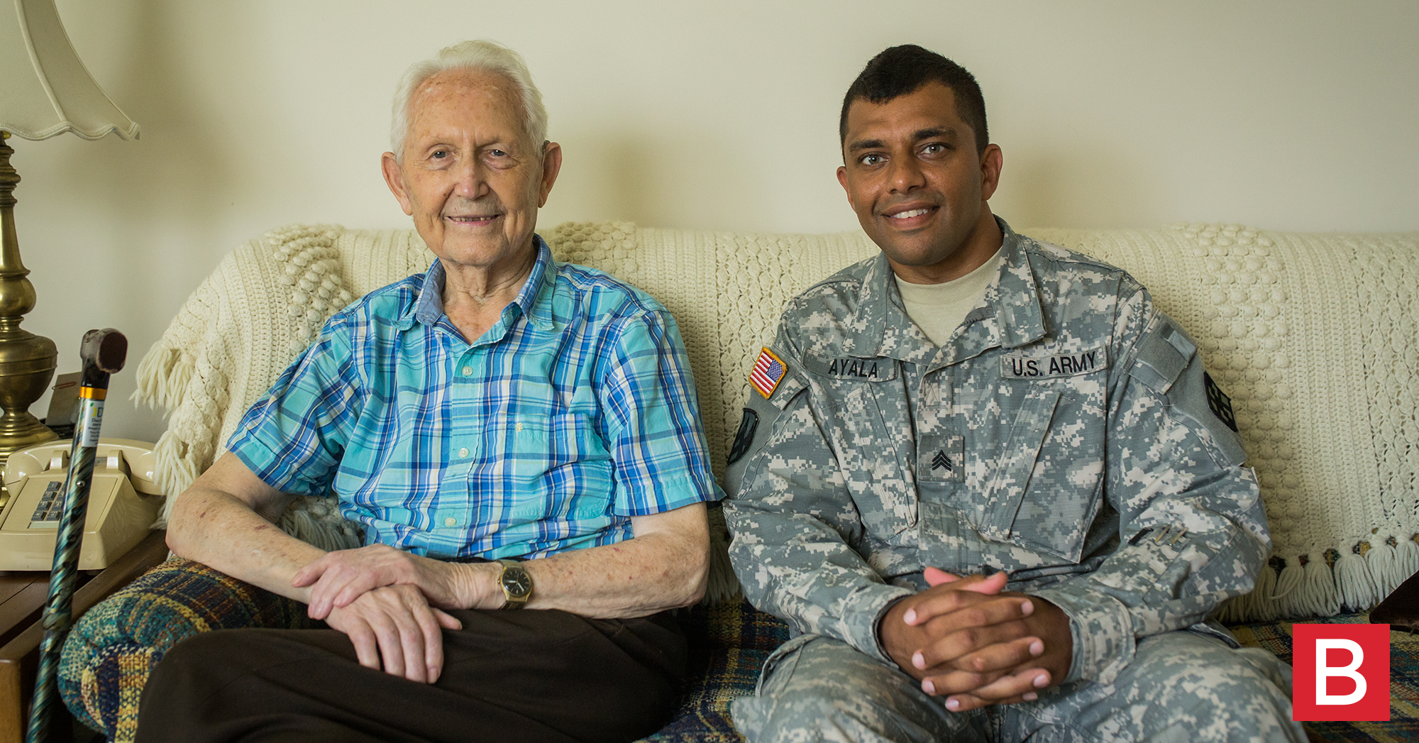 Veteran's Day - A Lesson in History From One Soldier To Another